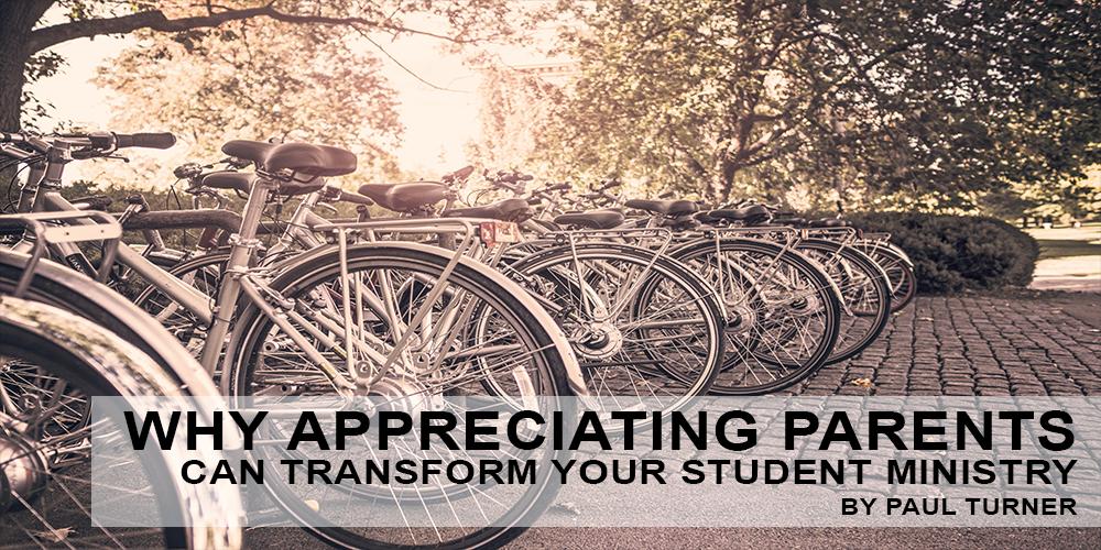 Appreciating Parents Header